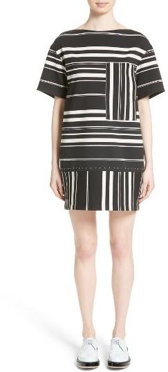 3.1 Phillip LimWomen's 3.1 Phillip Lim Stripe Ponte Knit Dress