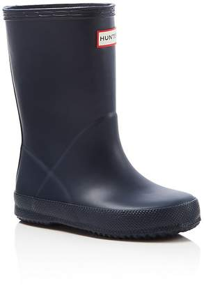 Hunter First Rain Boots - Walker, Toddler, Little Kid