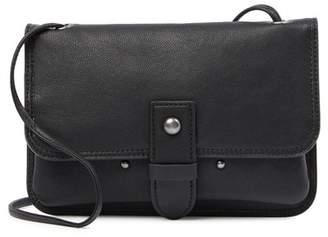 Lucky Brand Liza Convertible Leather Crossbody Bag