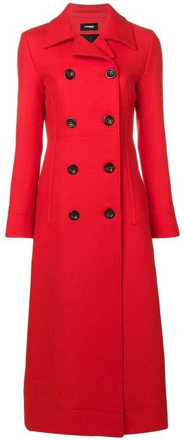 Kwaidan Editions double-breasted coat