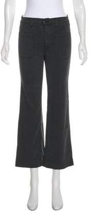 The Great Mid-Rise Wide-Leg Pants