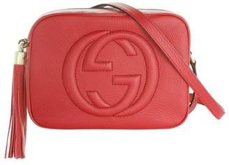 Gucci Small Leather Soho Disco Bag