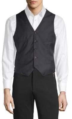 Giorgio Armani Gilet Buttoned Vest