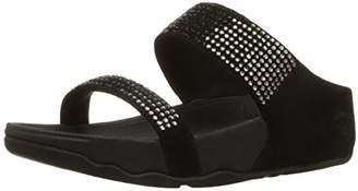 FitFlop Women's Flare Slide Sandal