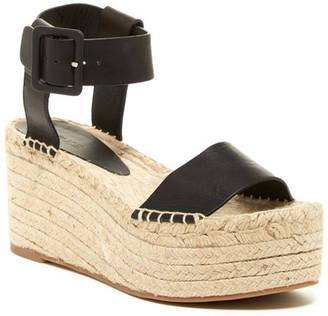 VINCE. Abby Espadrille Platform Sandal $295 thestylecure.com