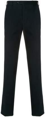 Corneliani slim-fit trousers