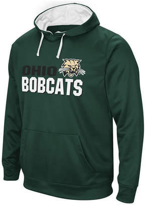 Colosseum Men Ohio Bobcats Stack Performance Hoodie