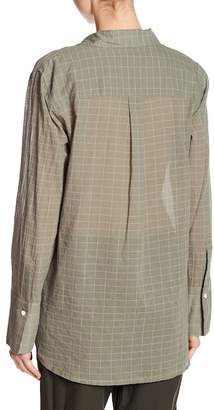Kenneth Cole New York Double Cuff Button Down Shirt