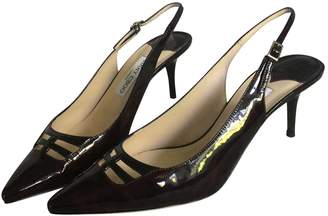 Jimmy Choo Patent leather heels