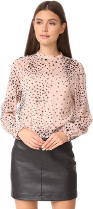 RED Valentino Star Top $595 thestylecure.com