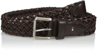 Tommy Hilfiger Men's Woven Stretch Belt