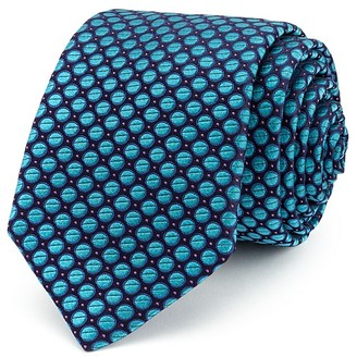 Ted Baker Polka Dot Print Classic Tie $95 thestylecure.com