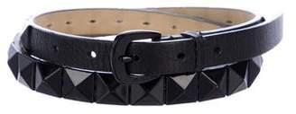 Michael Kors Studded Waist Belt