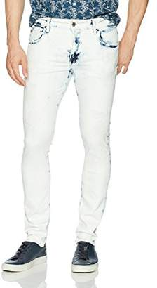 GUESS Men's Destroyed Skinny Jeans