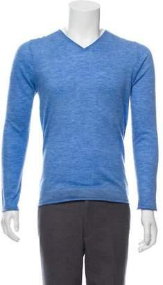 Barneys New York Barney's New York Cashmere V-Neck Sweater