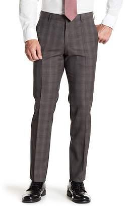 BOSS Barne Flat Front Print Pants