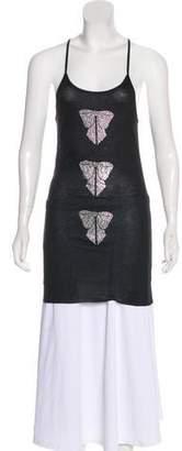 Thomas Wylde Embellished Sleeveless Top w/ Tags
