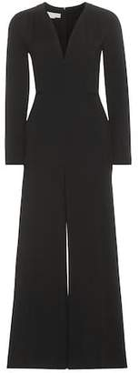 Stella McCartney Crêpe wide-leg jumpsuit