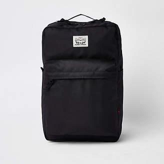Levi's black backpack