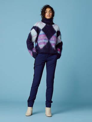 Diane von Furstenberg Chunky Turtleneck Sweater