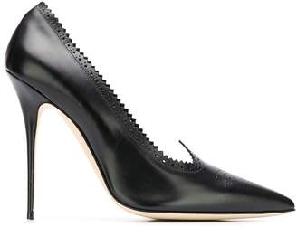 Manolo Blahnik pointed toe pumps