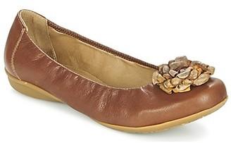 dkode FALLON women's Shoes (Pumps / Ballerinas) in Brown