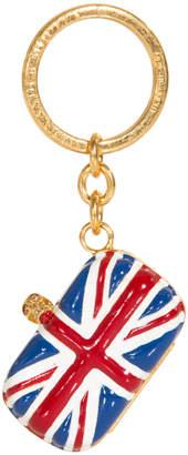 Alexander McQueen Britannia Key Ring