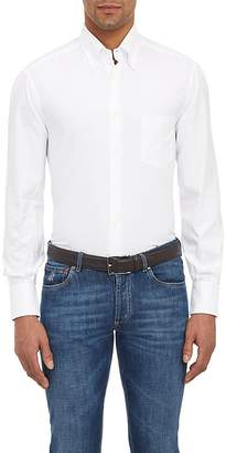Brunello Cucinelli Men's Oxford-Cloth Shirt