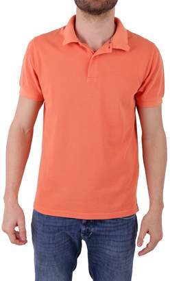 Sun 68 Cotton Pique Polo Shirt
