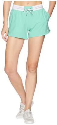 Asics Flex Woven Slit 4 Shorts Women's Shorts