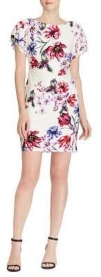 Lauren Ralph Lauren Floral Jersey Dress