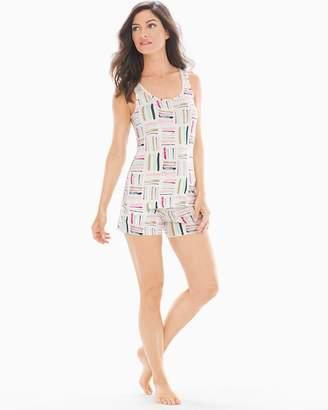 BedHead Cotton Blend Tank and Shorts Pajama Set 9730d2ae0