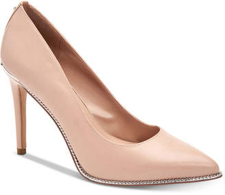 BCBGeneration Harleigh Chain Pointy Toe Pumps Women's Shoes