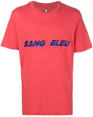 Omc slogan short-sleeve T-shirt