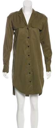 Rag & Bone Long Sleeve Casual Dress