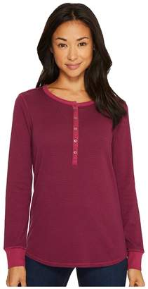 Royal Robbins Kick Back Striped Henley Women's Clothing