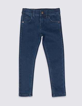Marks and Spencer Cotton Rich Jeans (3 Months - 7 Years)