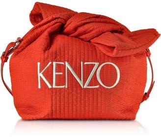 Kenzo Signature Nylon Clutch Bag