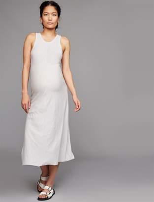 Nation A-line Maternity Maxi Dress