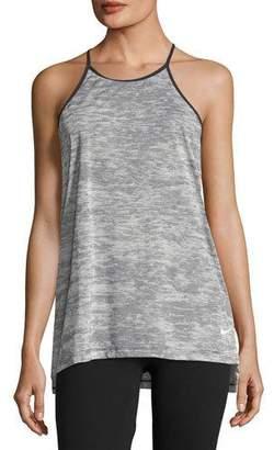 Nike Breathe T-Back Loose Training Performance Tank