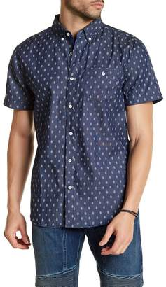 Sovereign Code Town Short Sleeve Print Regular Fit Shirt