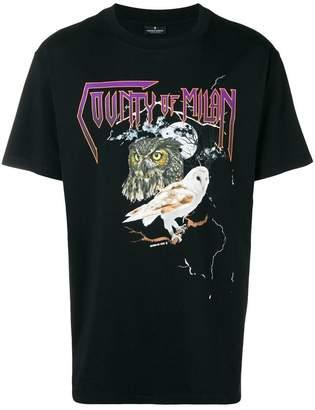 Marcelo Burlon County of Milan owl print T-shirt