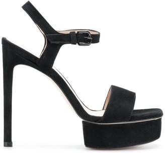 Stuart Weitzman Single platform sandals