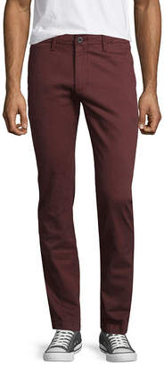 Arizona Skinny Fit Flat Front Pants