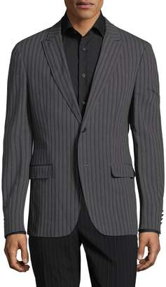 John Varvatos Men's Pinstripe Suit Jacket