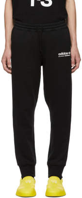 adidas Black Kaval Sweatpants