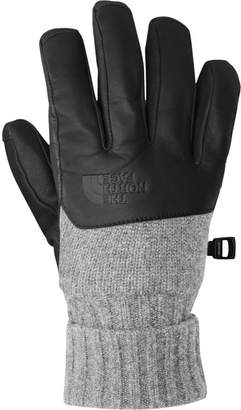 The North Face Cryos Leather Glove - Men's