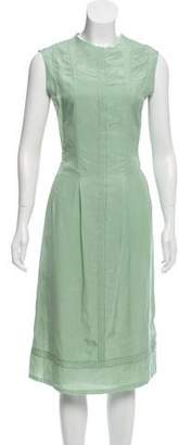 Calvin Klein Collection Sleeveless Midi Dress w/ Tags