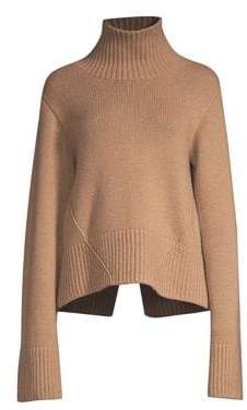 Wallis Cashmere Turtleneck Sweater