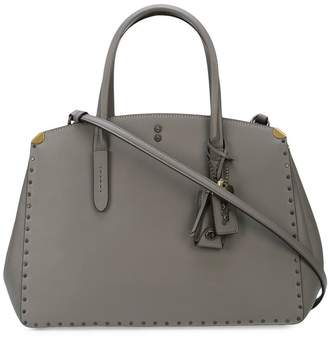 Coach Cooper Carryall with rivets bag